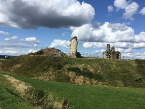Pugneys and Sandal Castle