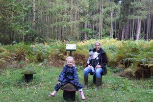 Exploring Haw Park Wood