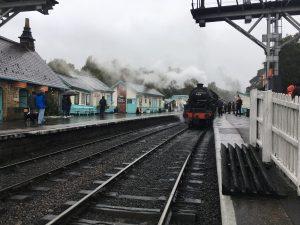 Grosmont to Goathland Rail Trail