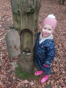 Finding Boggarts at Longshaw (NT)