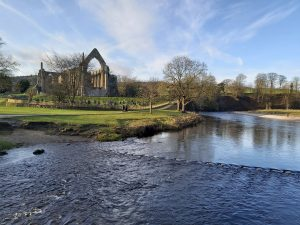A day enjoying Bolton Abbey