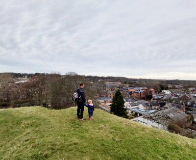 Visiting Morpeth, Northumberland