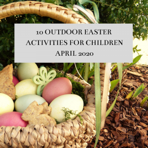 10 Outdoor Easter Activities