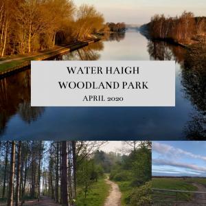 Water Haigh Woodland Park