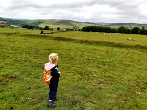 Walk to Hare Head from Bolton Abbey (7 miles)