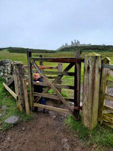 Pushchair-craster-to-dunstanburgh
