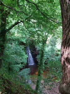 Falling-foss-waterfall