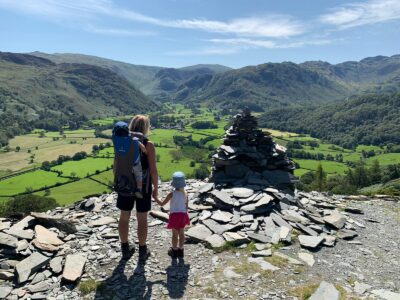 The best Wainwrights to walk with children