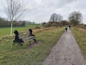 The Harland Way: Wetherby to Spofforth