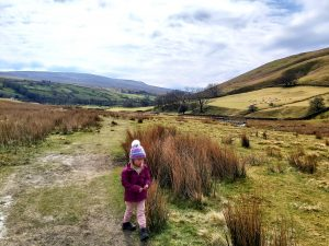 Cautley Spout; A short family walk near Sedbergh